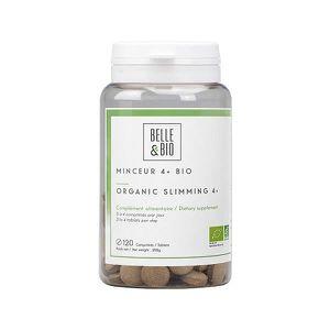 MINCEUR - CELLULITE Belle et Bio - Minceur 4 plus bio - 120 comprimés
