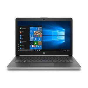 ORDINATEUR PORTABLE HP 14-cm0023nf PC Portable 14'' HD IPS Argent (AMD