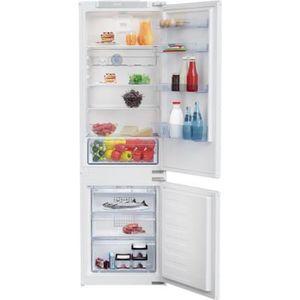 RÉFRIGÉRATEUR CLASSIQUE Beko BCHA275E2SF Réfrigérateur-congélateur intégra