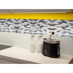 Credence cuisine adhesive - Achat / Vente pas cher