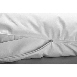 protege matelas avec fermeture achat vente pas cher. Black Bedroom Furniture Sets. Home Design Ideas