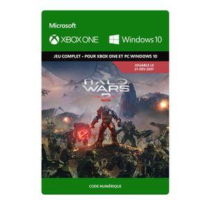 JEU XBOX ONE À TÉLÉCHARGER Halo Wars 2 Jeu Xbox One à télécharger
