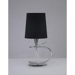 Design Poser Noire Achat Mantra Vente A Lampe 1l Mara ZOXPuki