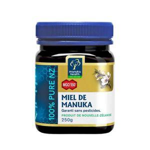 MIEL Miel de Manuka MGO 550+ Manuka Health 250g