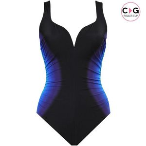 outlet many fashionable detailed look Maillot une piece gainant