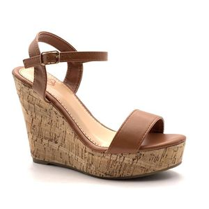 ESCARPIN Angkorly - Chaussure Mode Sandale hauts talons Fol