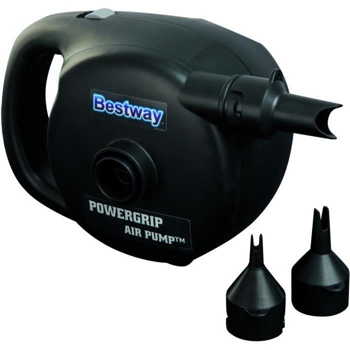 BESTWAY Pompe à air Sidewinder AC Power grip Electrique - 220-240 volts