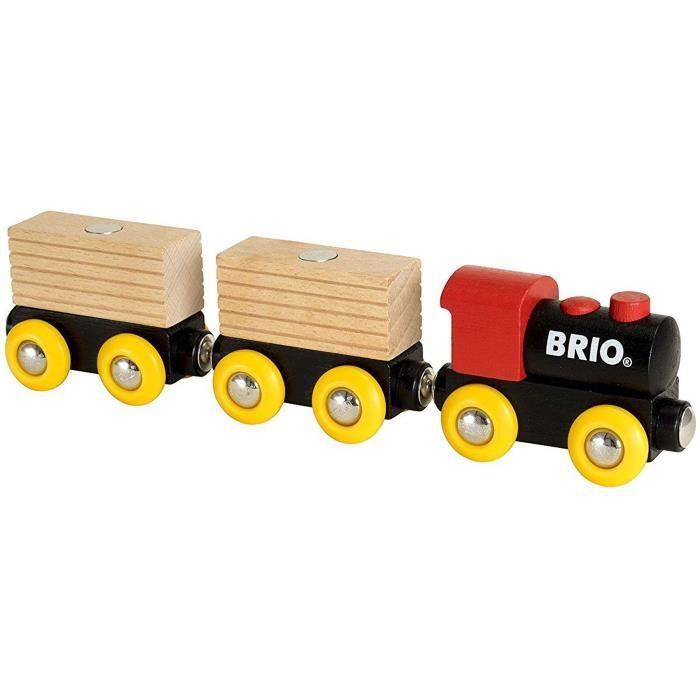 Train en bois - Mixte - à partir de 2 ansVEHICULE POUR CIRCUIT MINIATURE