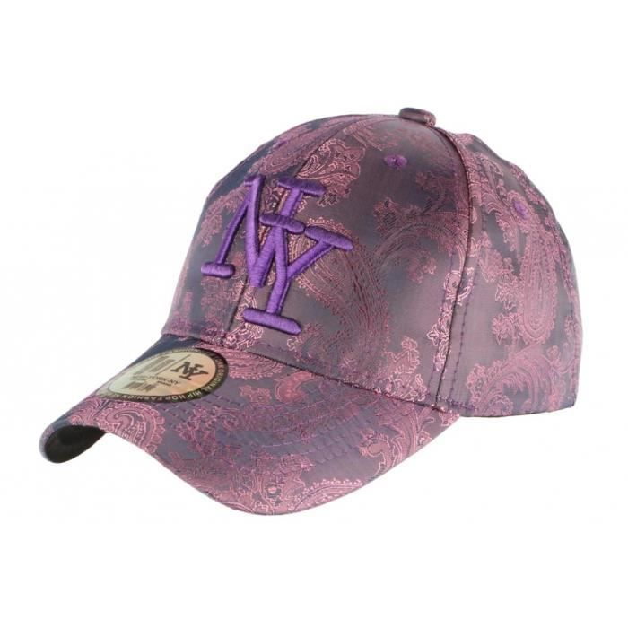 Dily Luxe Violette Classe Taille Tendance Baseball Et Ny Casquette 29IWEDH