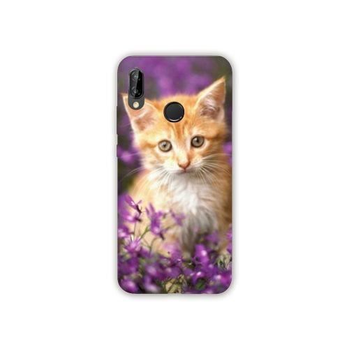 coque huawei y6 2019 animaux
