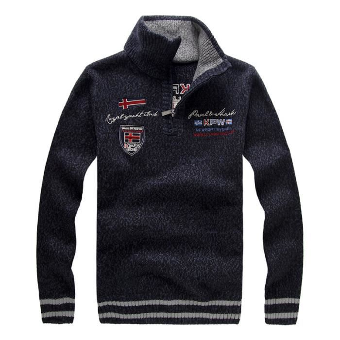acd53af4165c Pull laine homme - Achat   Vente pas cher