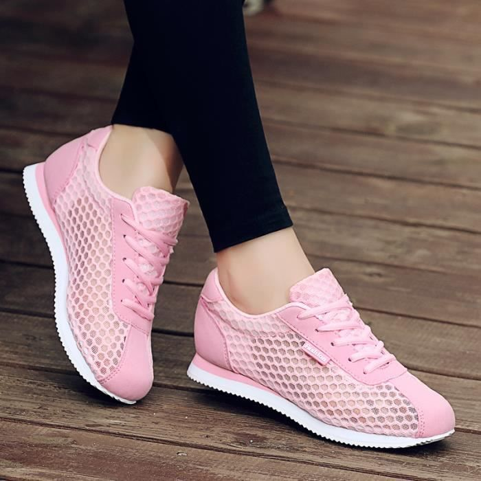 rose Runing Shoes Women Femme Sneakers noir Chaussures Gris Basket wqF8fxC