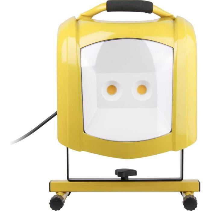 Projecteur Chantier Led Achat Vente Lampe De Chantier Projecteur