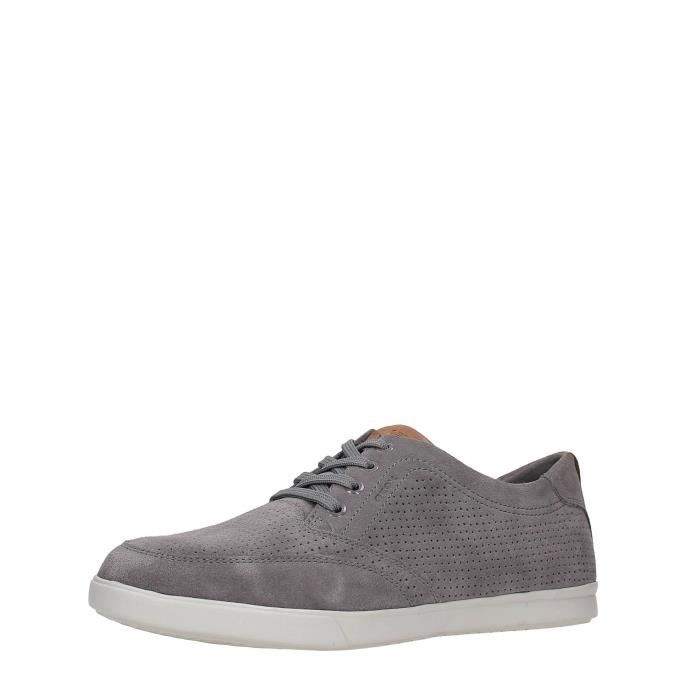 Geox Sneakers Homme ANTHRACITE, 45