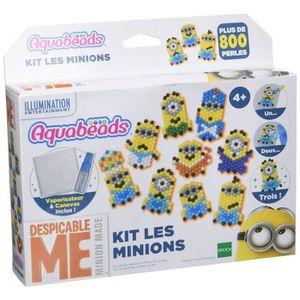 LES MINIONS Kit Aquabeads