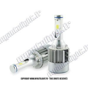 AMPOULE TABLEAU BORD Ampoules LED H15 - Led Haute puissance 8000 Lumens