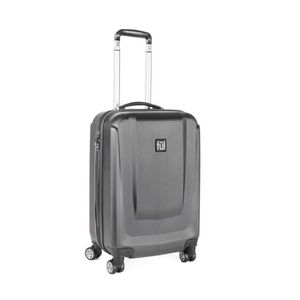 VALISE - BAGAGE Ful Valise, charbon (Gris) - 61260