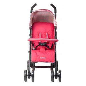 POUSSETTE  Poussette canne Baby Fox Shopper Rasberry