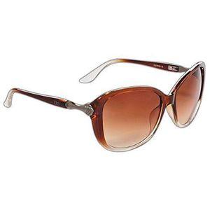 LUNETTES DE SOLEIL Dice lunettes de soleil pour femme - Marron - Marr c9428e6e750d