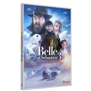 DVD FILM Belle et Sébastien 3 DVD 2018