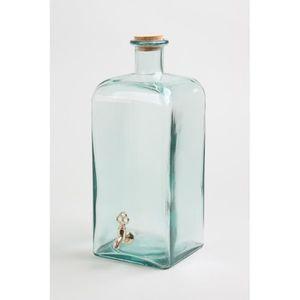 distributeur de boisson en verre achat vente distributeur de boisson en verre pas cher. Black Bedroom Furniture Sets. Home Design Ideas