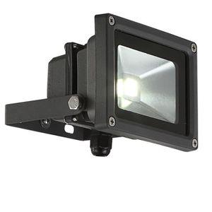 LAMPE DE JARDIN  GLOBO LIGHTING Projecteur extérieur aluminium font