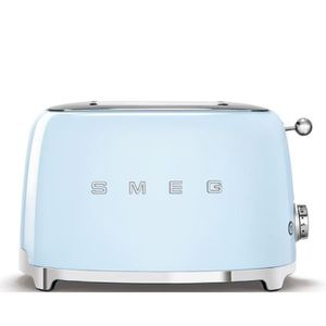 GRILLE-PAIN - TOASTER SMEG TSF01PBEU GRILLE-PAIN