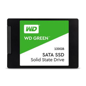 DISQUE DUR SSD WD Green Disque Dur SSD 120 Go SATA SSD Solid Stat