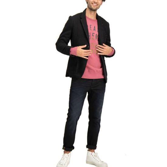 Garcia Veste Costume 60 Jeans Homme De Noir U81100 qqZpvAf