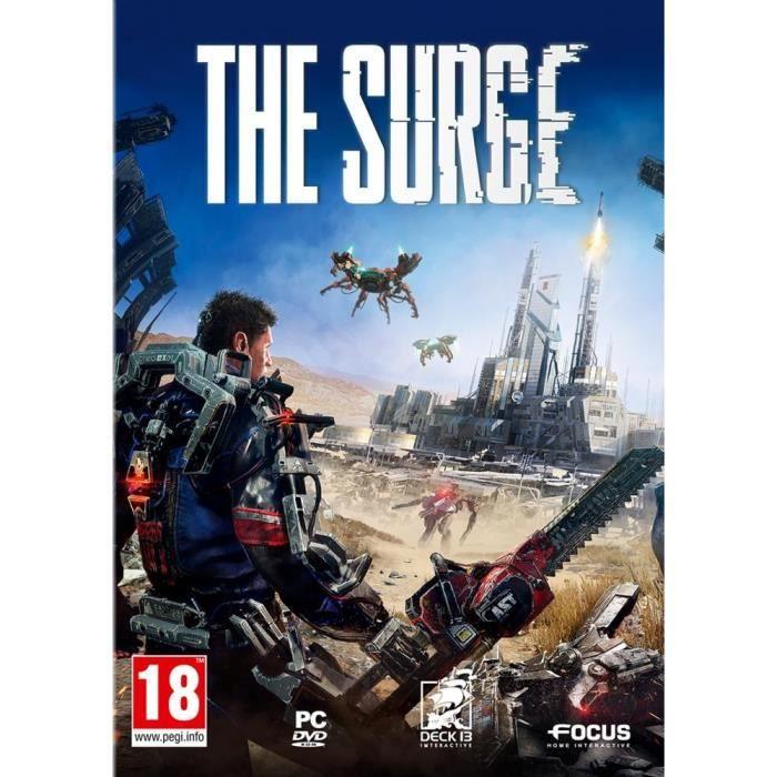 JEU PC The Surge jeu PC
