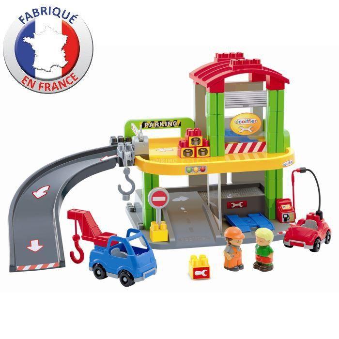 Garage ecoiffier achat vente jeux et jouets pas chers for Garage des etoiles montigny les cormeilles