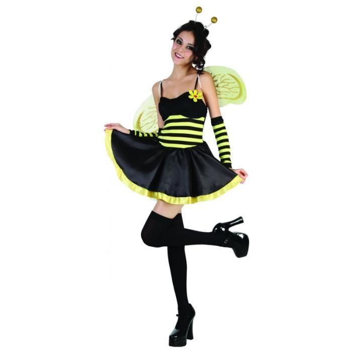 deguisement abeille adulte achat vente jeux et jouets. Black Bedroom Furniture Sets. Home Design Ideas