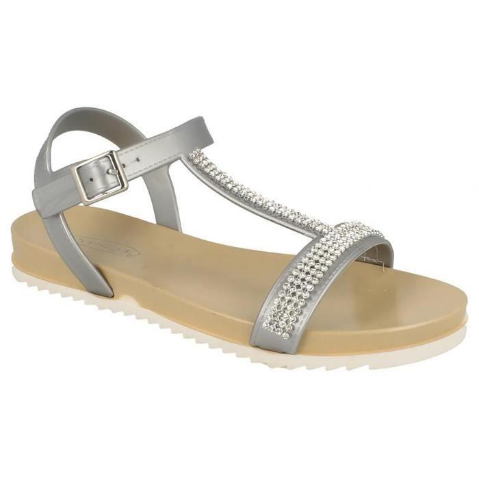 Spot On - Sandales à diamants - Femme