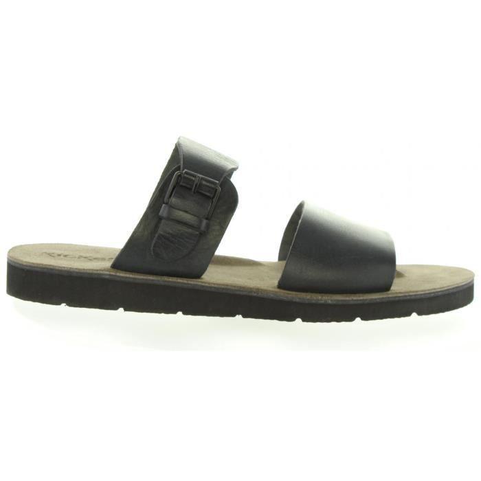 Sandales pour Homme KICKERS 471190-65 BRESTIA 8 NOIR