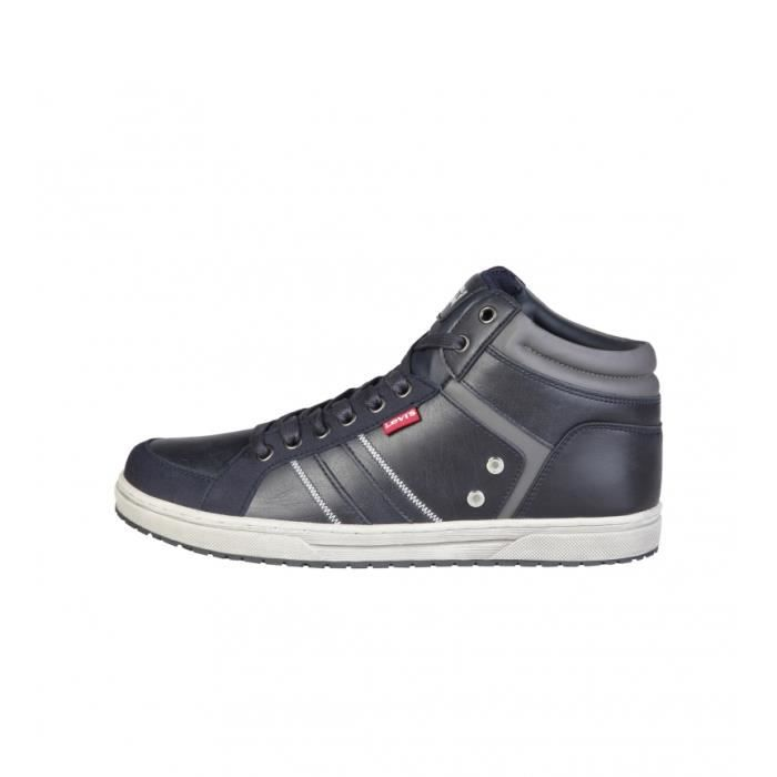 Levi's - Chaussures bleu Swan
