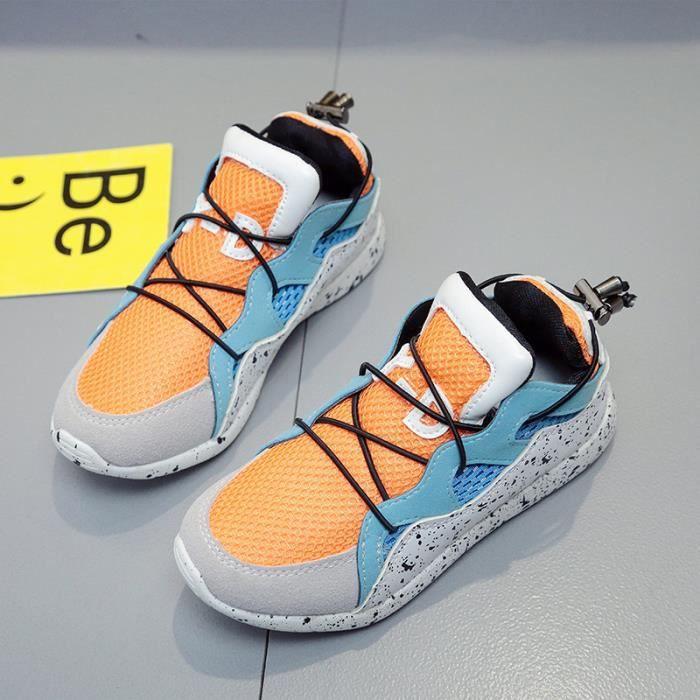 pour de décontracté sport Basket enfants AhyBo Chaussures Unisexe Zgx1Iwqz