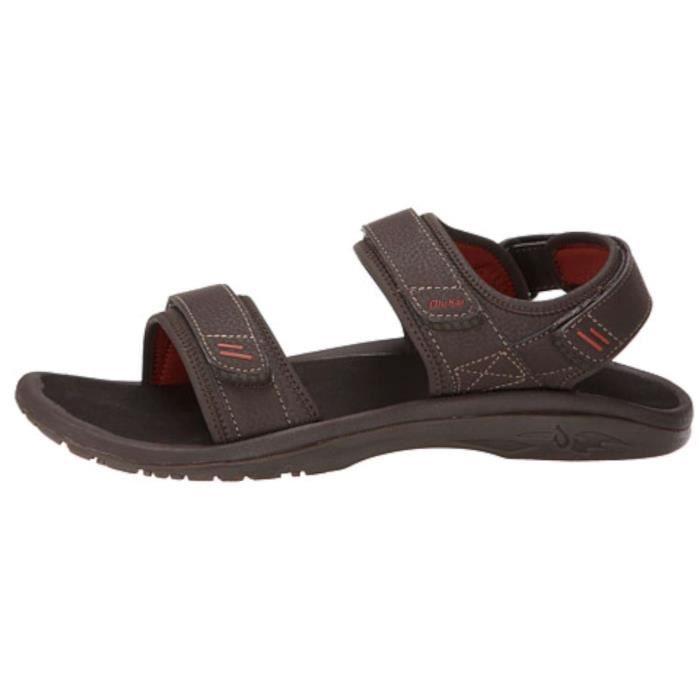 Hommes OluKai Hokua Pahu Des sandales