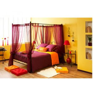 chambre fer forge achat vente chambre fer forge pas cher cdiscount. Black Bedroom Furniture Sets. Home Design Ideas