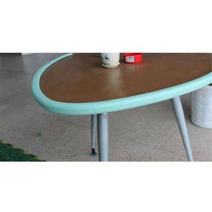 Protection coin de table en mousse securite bebe achat vente pas cher - Coin de table protection bebe ...