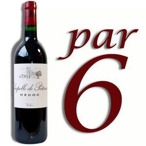 VIN ROUGE La Chapelle de Potensac Médoc 2009 - Vin rouge