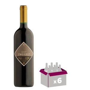 VIN ROUGE TASCHNER SOPRON Zweigelt Vins de Hongrie - Rouge -