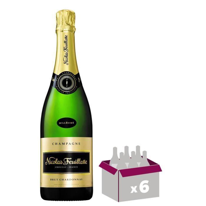 CHAMPAGNE Champagne Nicolas Feuillatte 100% Chardonnay 2009