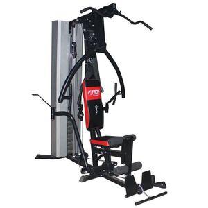 APPAREIL CHARGE GUIDÉE FYTTER Banc de musculation BEH09R  68kg d'haltères