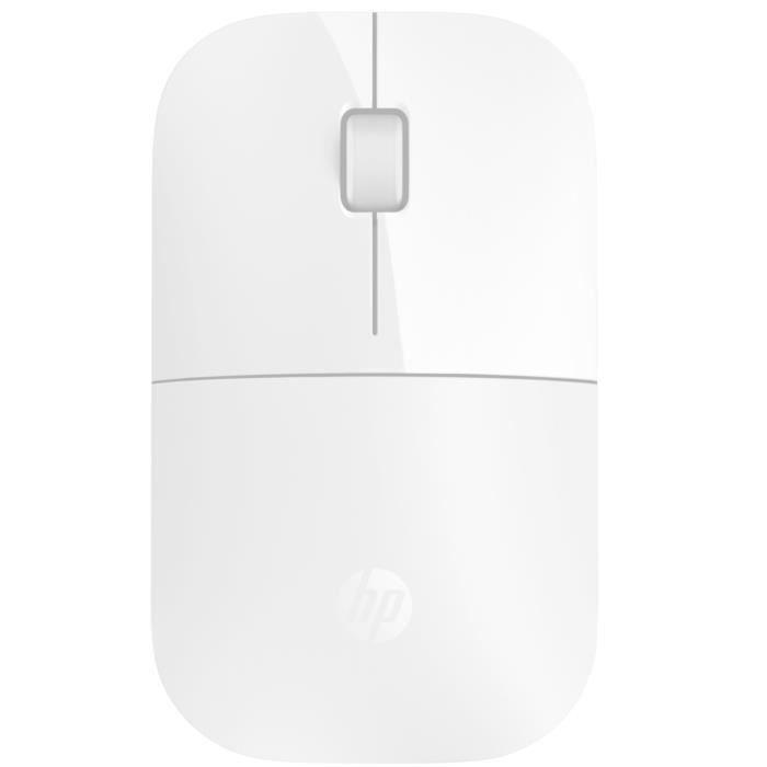 HP Souris sans fil Z3700 - Blanc