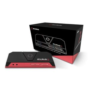 AVerMedia Boîtier d?acquisition video Live Gamer Portable 2 (LGP2)