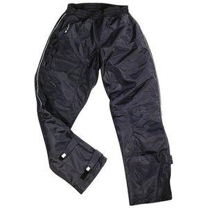 DG P100 AW Pantalon de Pluie Doublé pour Motard