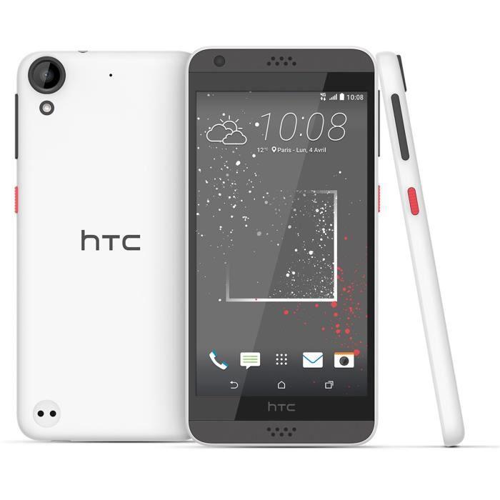 HTC Desire 530 Blanc