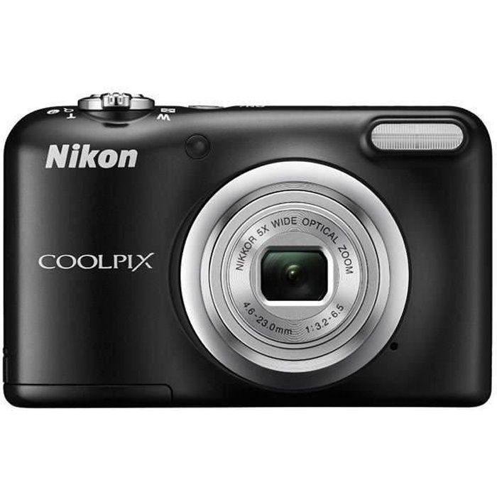 NIKON COOLPIX A10 Noir Appareil photo compact