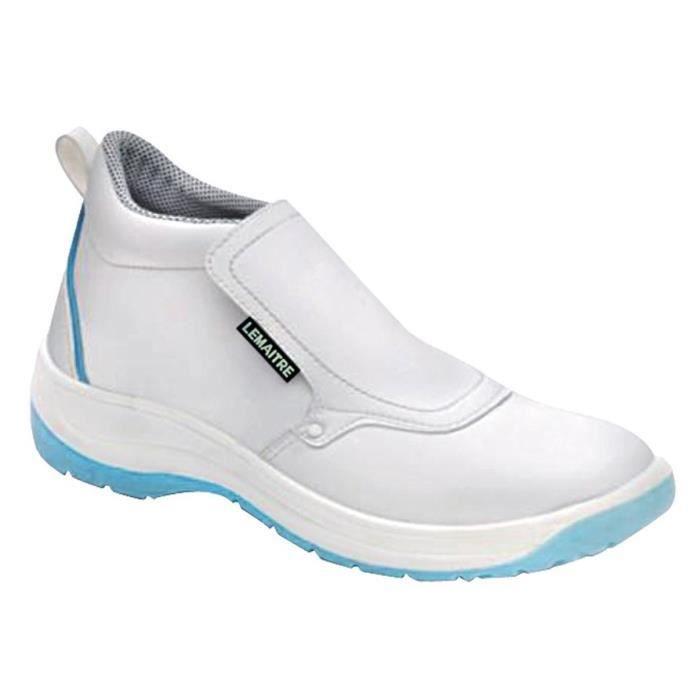 LEMAÎTRE AGROALIMENTAIRE Chaussures de sécurité montante Caribu S2 CI SRC