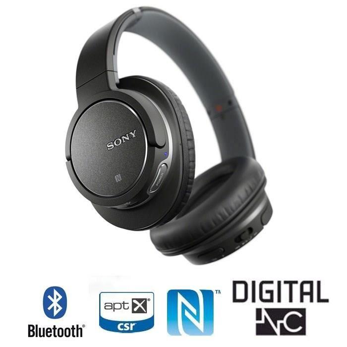 SONY MDRZX770BNBCE7 Casque arceaux Bluetooth / NFC - Réduction de bruit - Noir